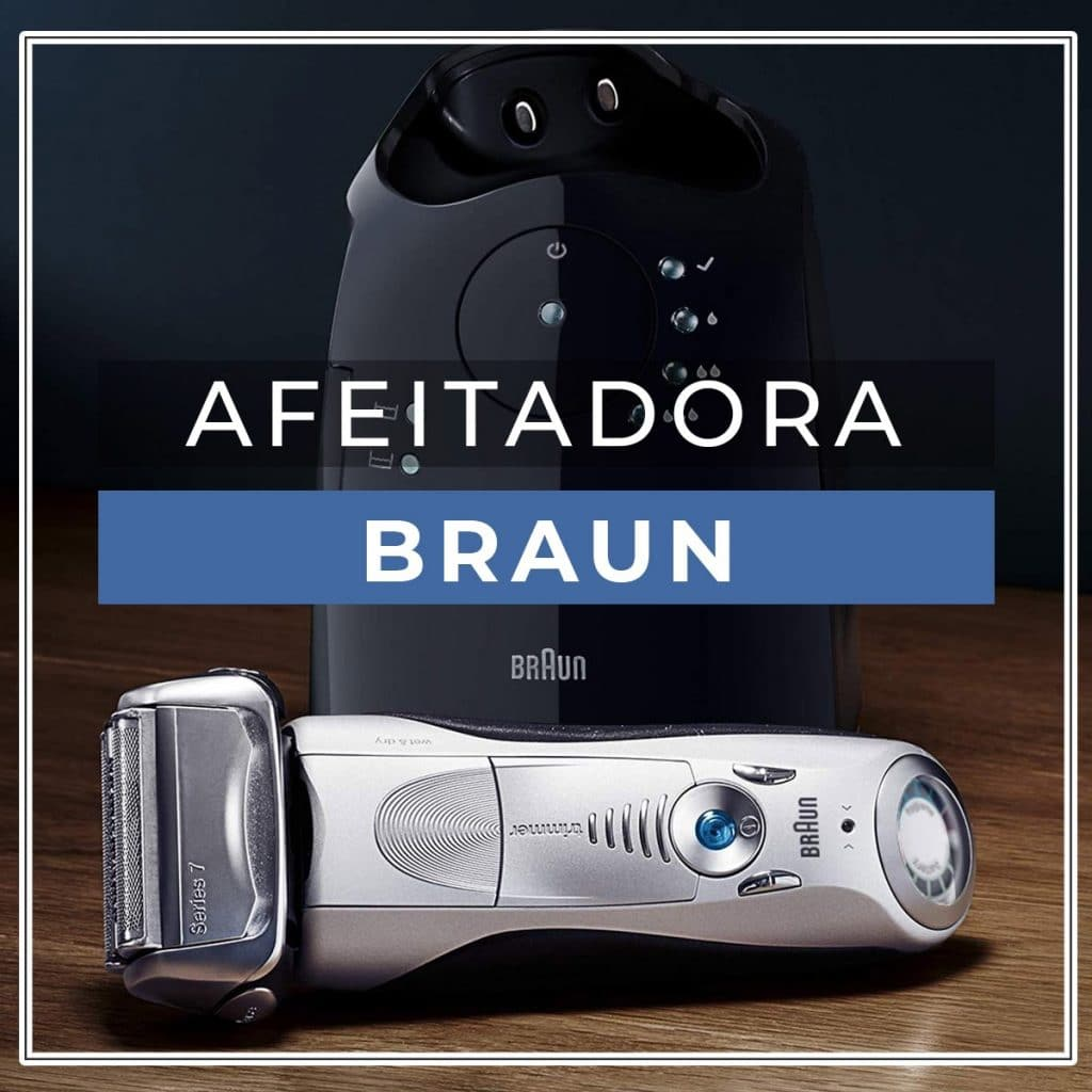 afeitadora braun