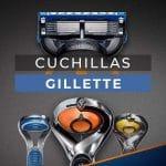 Cuchillas Gillette
