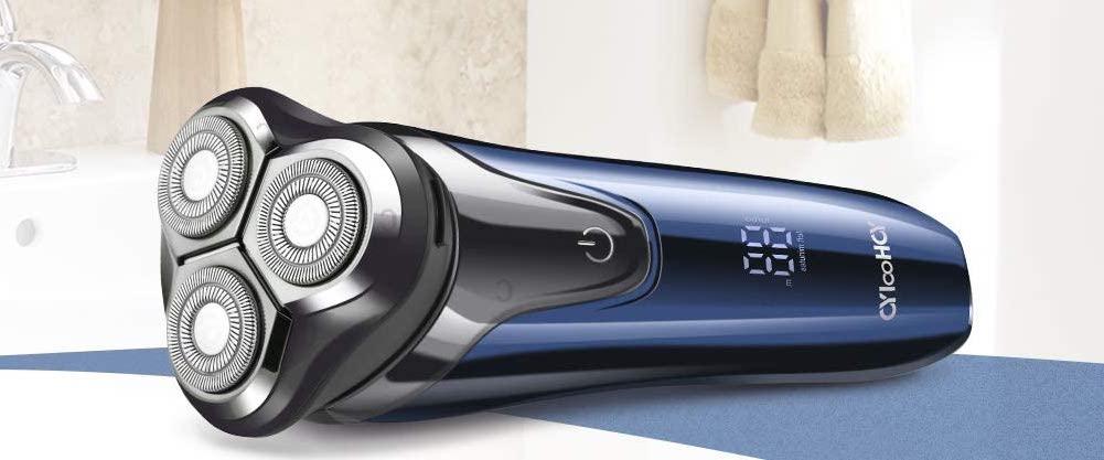 máquina de afeitar barata