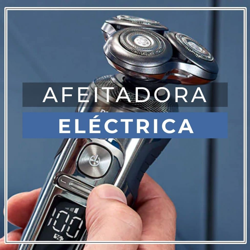 Máquinas de afeitar eléctricas