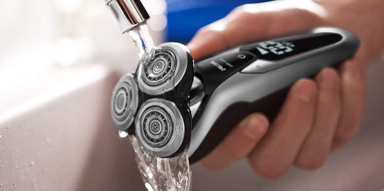 máquinas de afeitar eléctrica