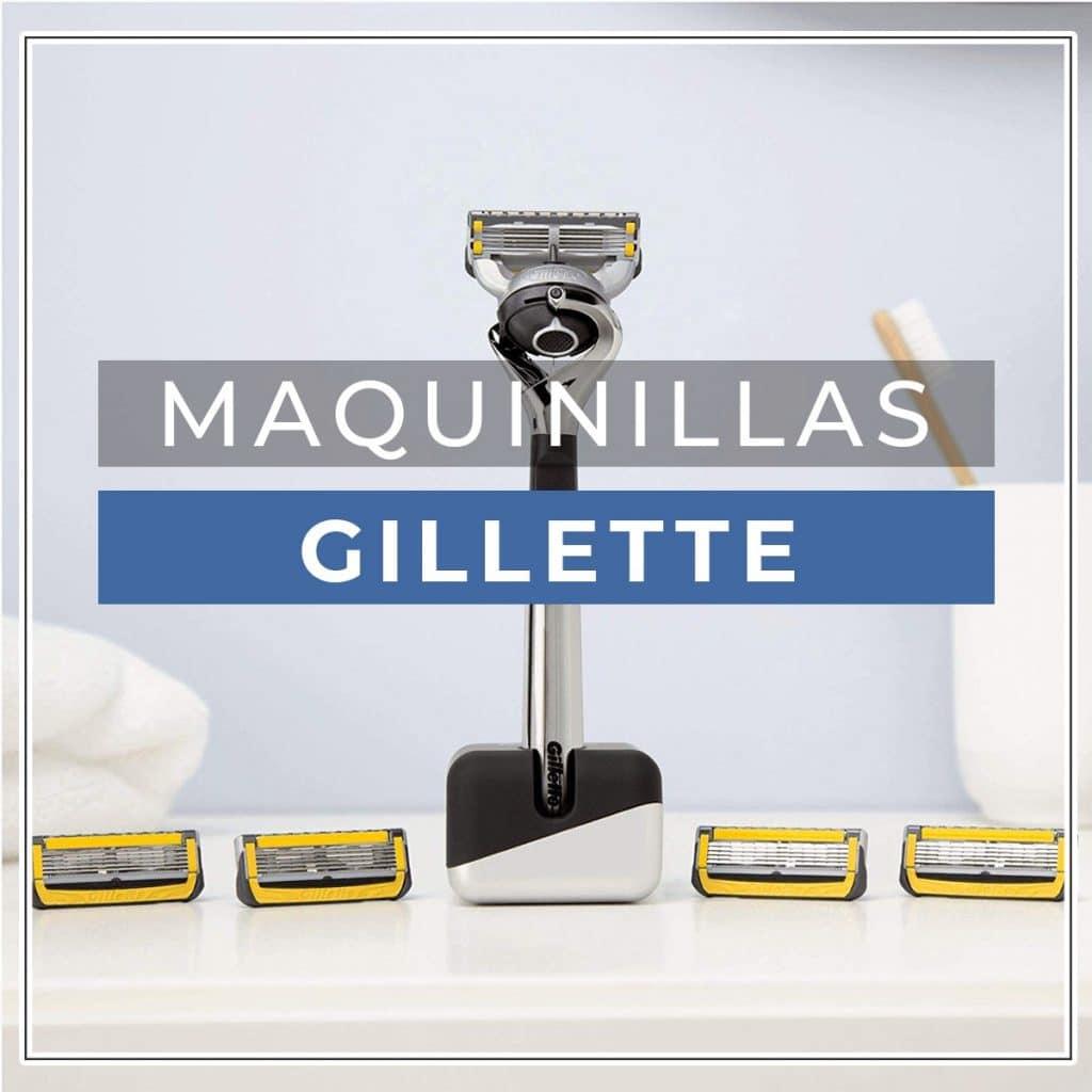 Maquinilla de afeitar Gillette