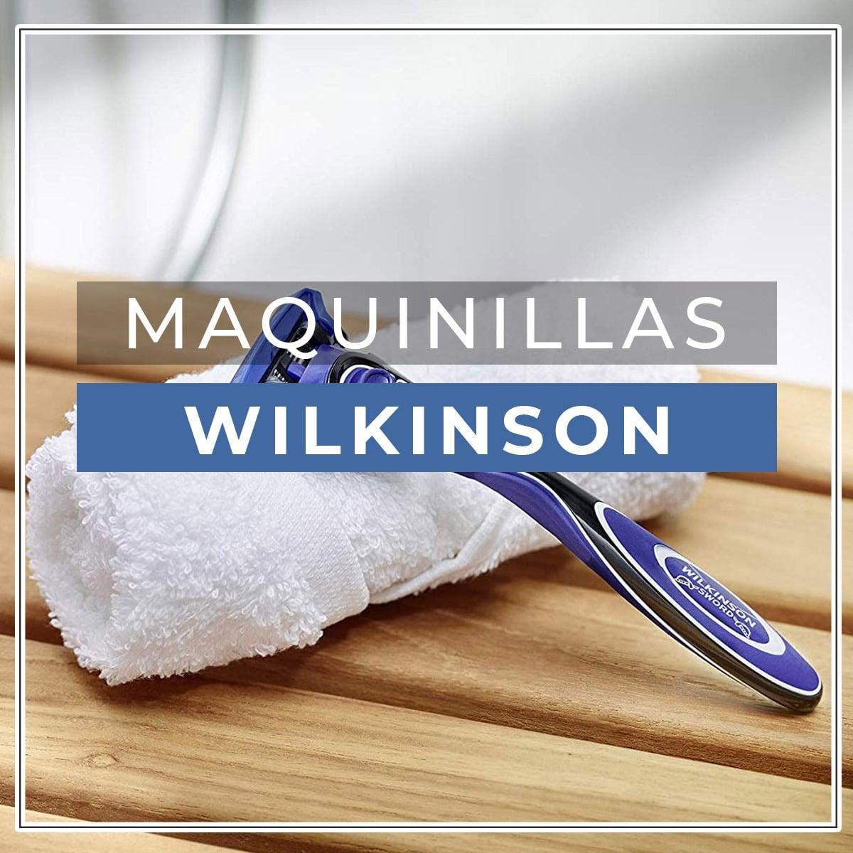 maquinillas wilkinson